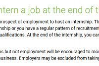 The AHA PaTH internship deal looks like an expensive taxpayer funded shout?