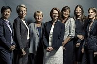 Where are the 'Women of Merit'?