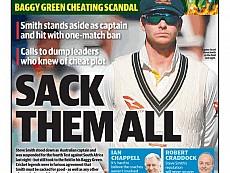 Herald Sun #Frontpages 🗞 Monday @theheraldsun - tweeted via @John_Hanna