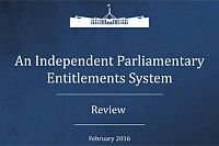Read the much vaunted 'Entitlements Review' not much changes